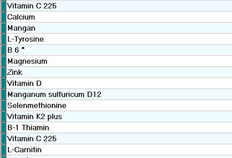 Vitalstoffberatung Mandy Grigoleit Ziethen mit Vitalstoffanalyse bei Grippe, Burnout, Erschöpfung, Rheuma u.v.m